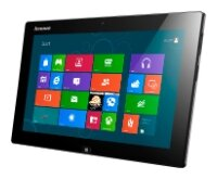 "Планшет Lenovo IdeaTab K3011 11.6""(1366x768 Touch Screen)/Intel Atom Z2760(1.8Ghz)/2048Mb/64Gb//Int:Shared/Cam/BT/WiFi/grey/W8"