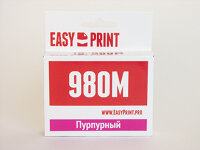 Картридж EasyPrint IB-980M для Brother DCP-145C/165C/195C/375CW/385C/6690CW/MFC-250C/990CW, пурпурный